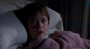 Haley Joel Osment en 'El Sexto Sentido' (1999)