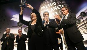 Clara Sánchez, ganadora del Planeta 2013