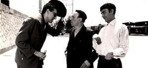 """Escena de la película """"Los tramposos"""" dirigida en 1959 por Pedro Lazaga"""