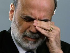 Ben Bernanke en una imagen enero de 2008 durante su comparecencia ante el Comité de Presupuestos del Congreso.  (Foto: Alex Wong/Getty Images)