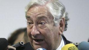 El consejero de Sanidad de Madrid, Javier Rodríguez