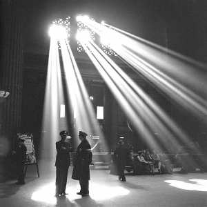 sala de espera de la Union Station. Chicago, Illinois (1943). / JACK DELANO/LIBRARY OF CONGRESS