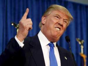 Donald Trump // Reuters/Dominick Reuter